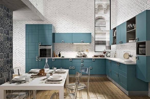 Дизайн интерьеров: правила оформления современной кухни. 396976.jpeg