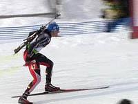 Юные олимпийцы завоевали третье золото. ski