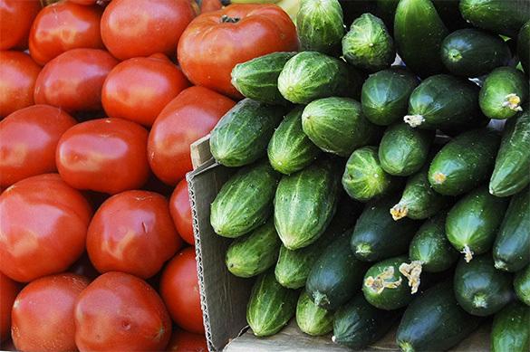 Последствия санкций: Россия обеспечила себя отечественными овоща