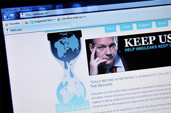 Источник утечки информации вWikiLeaks находится всамом ЦРУ