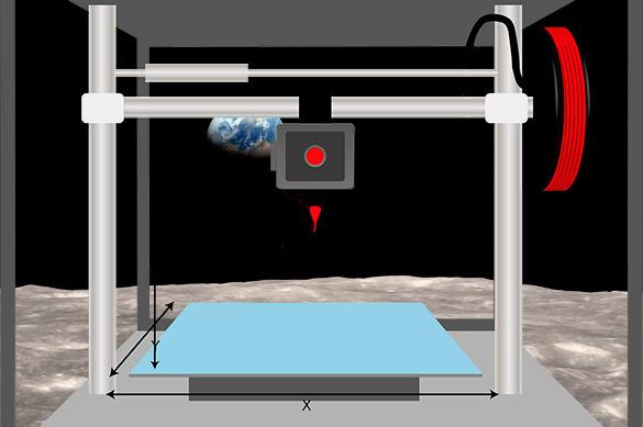 Сибиряки создали уникальный 3D-принтер для работы в космосе