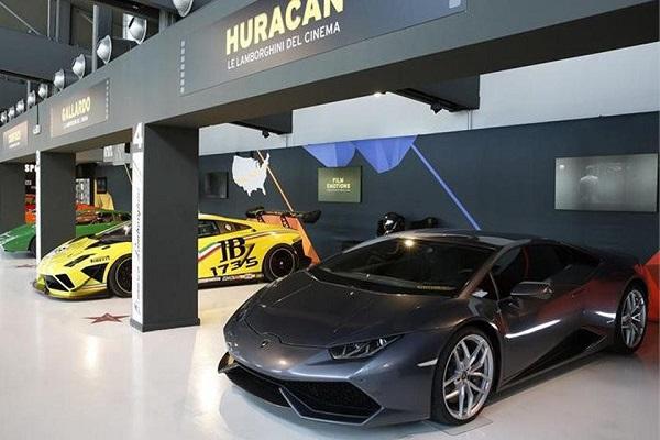 Машины для супергероев из вселенной Marvel. Lamborghini Huracan