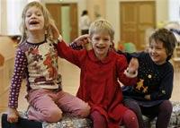 В России детей могут обязать посещать детский сад