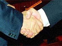 Руководители Китая и Северной Кореи обменялись поздравлениями