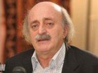 Лидер ливанских друзов заявил о выходе из правящей коалиции