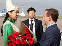Саммит ШОС открылся в Казахстане. astana