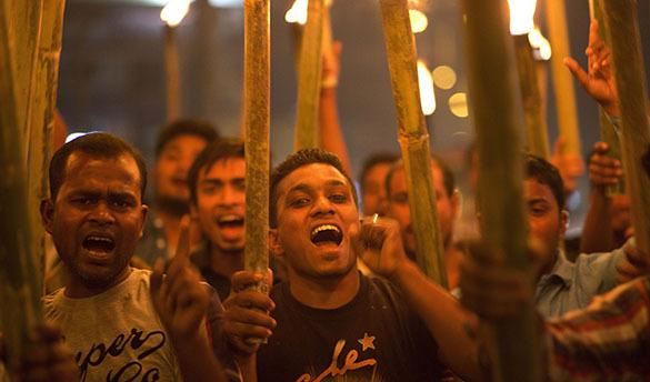 В Индии задержаны 42 человека, линчевавших насильника. Индия