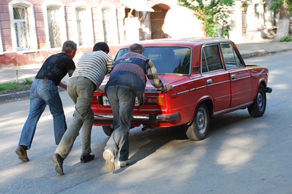 """""""Шестерка"""" стала самой угоняемой машиной в России. жигули,автомобиль"""