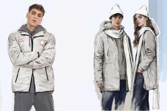 Появились эскизы формы, в которую оденут российских спортсменов на ОИ. Появились эскизы формы, в которую оденут российских спортсменов