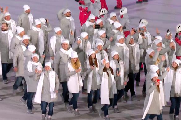МОК беспокоится: на Олимпиаде выступают только чистые россияне. МОК беспокоится