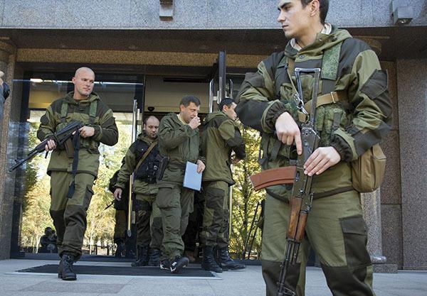 Захарченко: украинские силовики могут  атаковать Донецк в ближайшие дни. 301979.jpeg