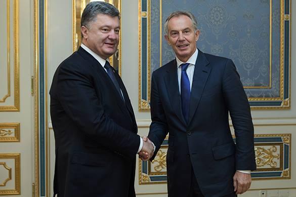 Порошенко предложил работу экс-премьеру Британии и