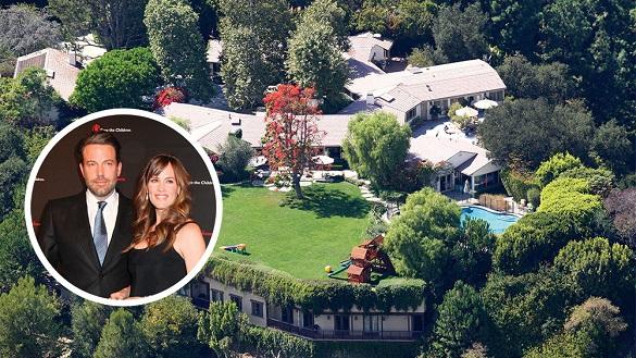 Звезда Голливуда Дженнифер Гарнер строит новый дом после продажи общего жилья с Беном Аффлеком