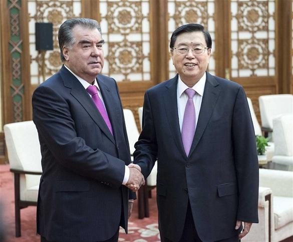 Визит президента Рахмона в Пекин: Китай втягивает Таджикистан в орбиту своего влияния. Визит президента Рахмона в Пекин