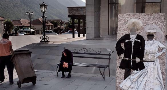 Под иным углом: фотографии, которые помогают ощутить вкус жизни. скамейка
