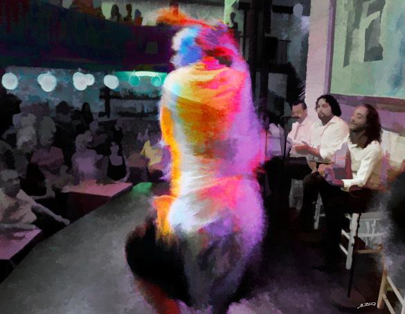 Под иным углом: фотографии, которые помогают ощутить вкус жизни. танец