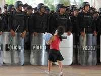 Гондурасский парламент ограничил конституционные права граждан