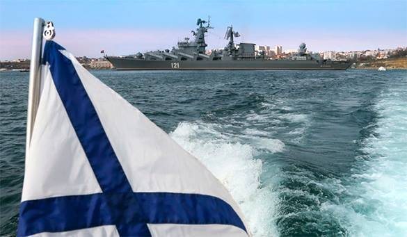 Флот России проведет стрельбы на Каспии