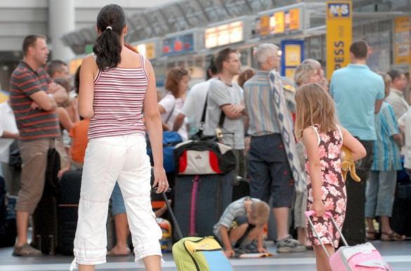 Аэропорты Украины избавляются от русского языка