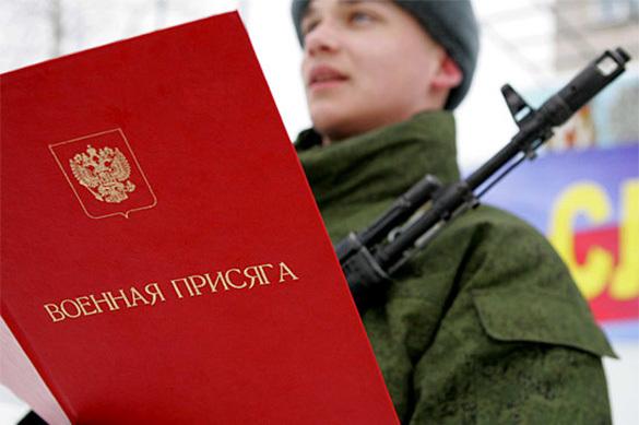 ЭКСПЕРТ: в России хотят поднять призывной возраст