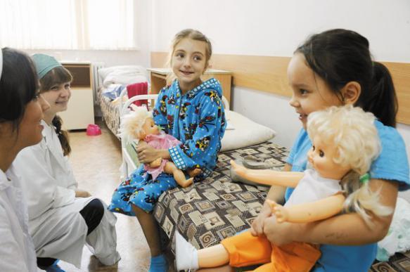 Грипп, ОРВИ, пневмония: данные Росстата о самых распространенных детских болезнях. 400983.jpeg
