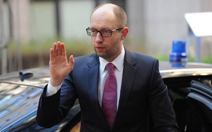Яценюк обещает найти и засудить всех