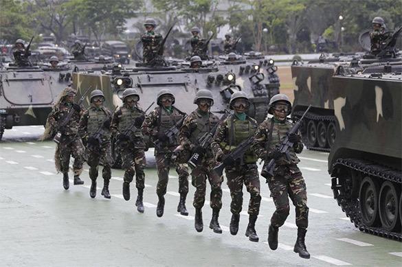 Филиппины будут закупать оружие у России