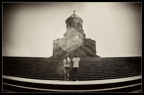 Под иным углом: фотографии, которые помогают ощутить вкус жизни. церковь