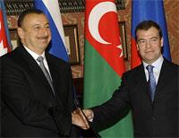 Медведев и Алиев обменялись надеждами