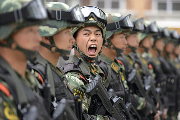 Крадущийся тигр: Китай разгромит США по заветам предков. Крадущийся тигр