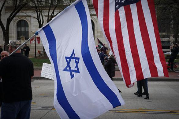 США в колючей проволоке: запрещена любая критика действий Израиля. 386985.jpeg