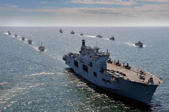 В Черном море завершились масштабные учения НАТО. 402985.jpeg