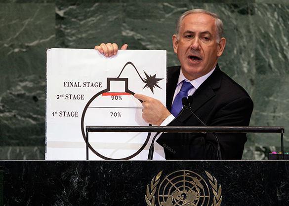 Пока Нетаньяху партизанит в США, Иран не дремлет. 312986.jpeg