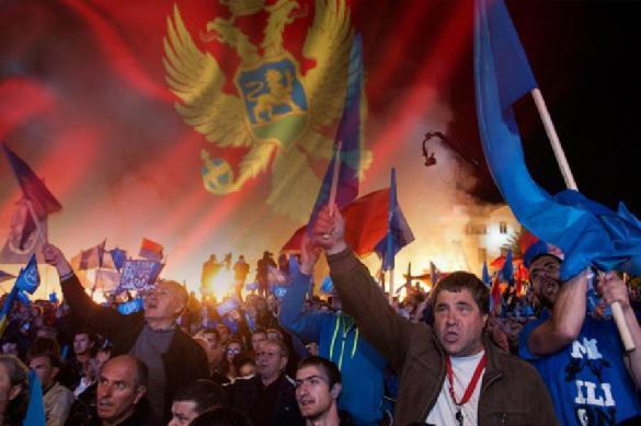 Российская Федерация больше нефигурирует вделе огосперевороте вЧерногории