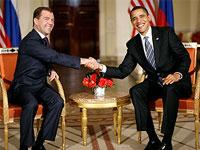 Медведев поздравил президента США с Нобелевской премией