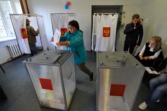 На президентские выборы пойдут 70проц. россиян