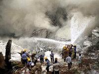 Китайский истребитель упал на жилые дома. 275989.jpeg