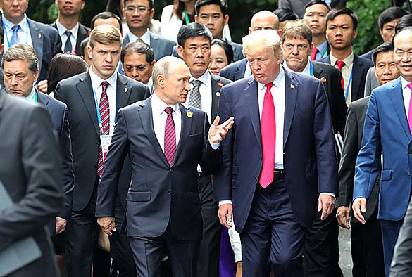 Президенты России и США сделали совместное заявление по Сирии. 378989.jpeg