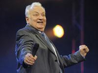 Народный артист Михаил Державин отмечает юбилей. derzhavin