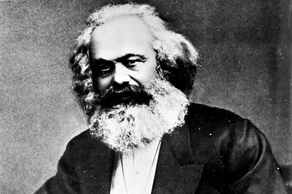 Пренебрежение к России впитывается с марксизмом