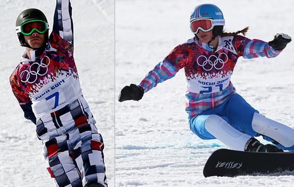 Семейная пара сноубордистов из России подарила золото и бронзу стране. 288991.jpeg