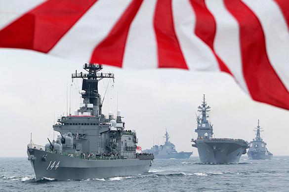 японский флот, вмс японии