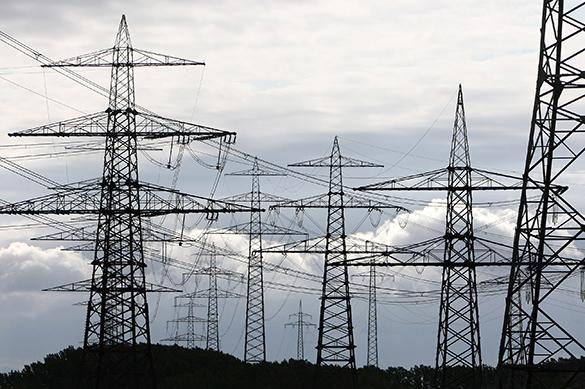 Украина намерена отключить электричество Крыму