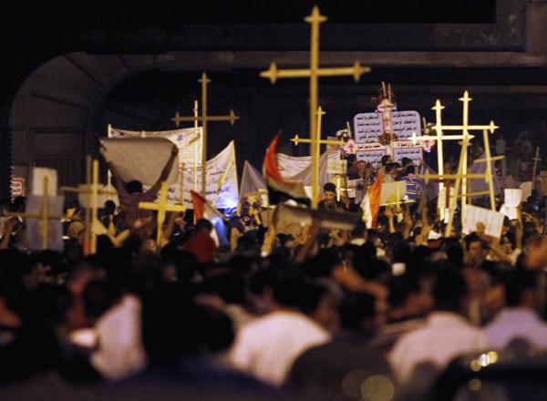 Россия защитит христиан во всем мире