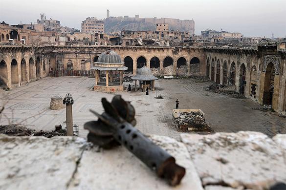 Песков: Москва продолжит операцию в Сирии после инцидента в Идли
