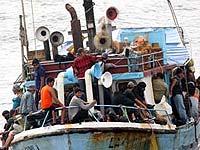 Более 200 нелегалов пропали без вести на пути из Африки в Европу