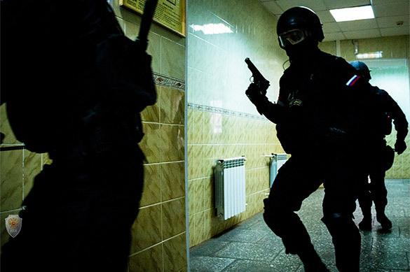 В столице России ищут террористов