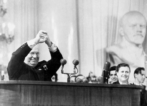 Хрущев подложил коммунизму большую свинью