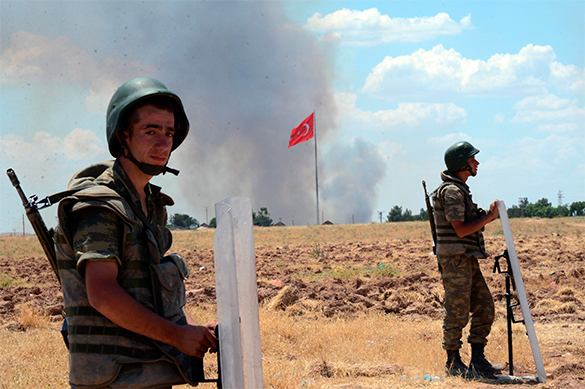 В МИД РФ рассказали, как ответить туркам, расстрелявшим сирийцев