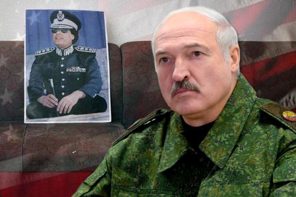 США предлагает Лукашенко повторить судьбу Каддафи?